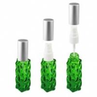 Флакон Гранат (20мл) зеленый + пласт.спрей