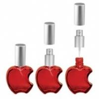 Флакон Эпл (15мл), красный + мет.спрей