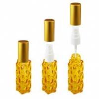 Флакон Гранат (20мл) желтый + пласт.спрей