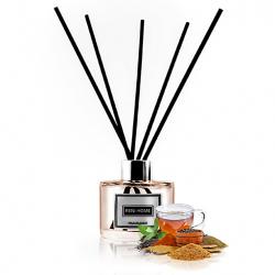Аромадиффузор RENI Home - комплект №14  Black Tea & Spices ( черный  чай и специи)